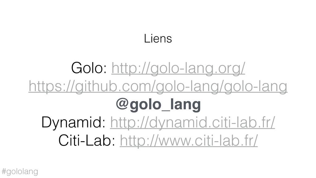 #gololang Golo: http://golo-lang.org/ https://g...