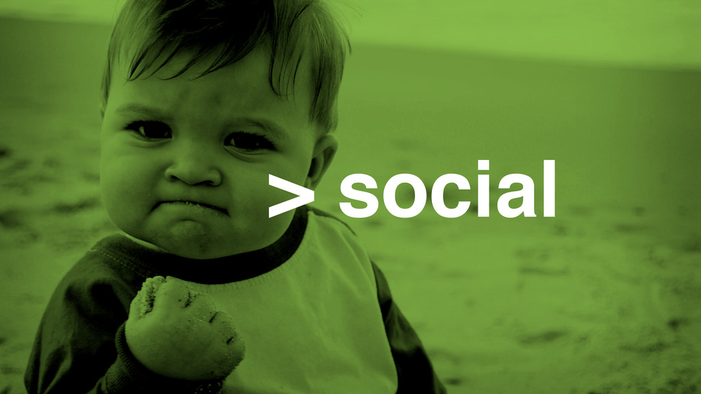 > social