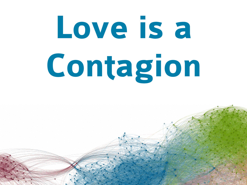Love is a Contagion