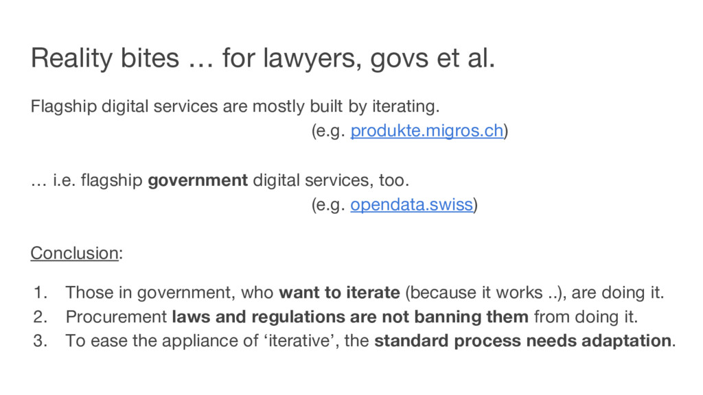 Reality bites … for lawyers, govs et al. Flagsh...
