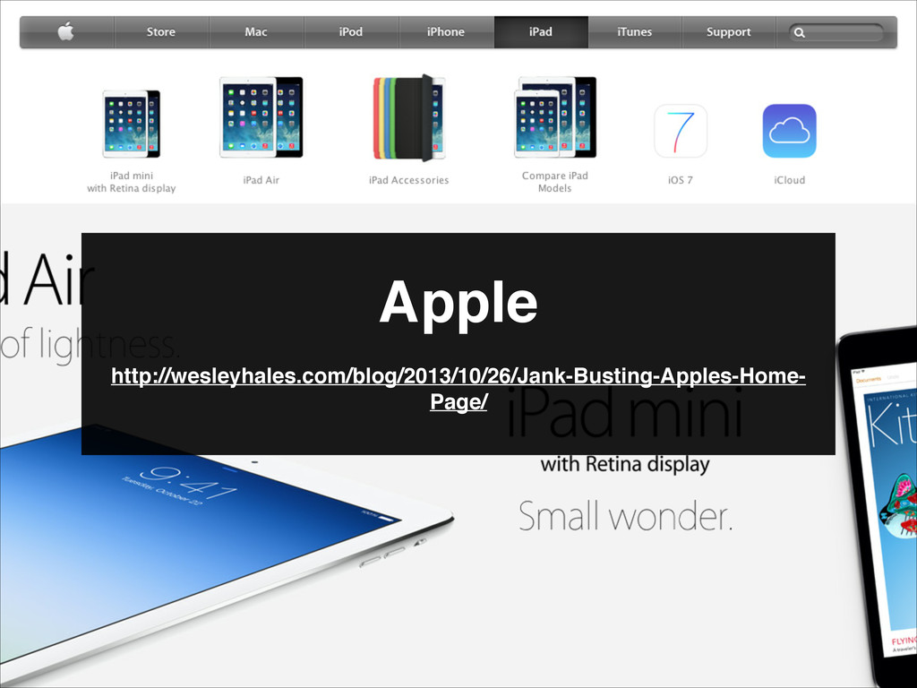 Apple http://wesleyhales.com/blog/2013/10/26/Ja...