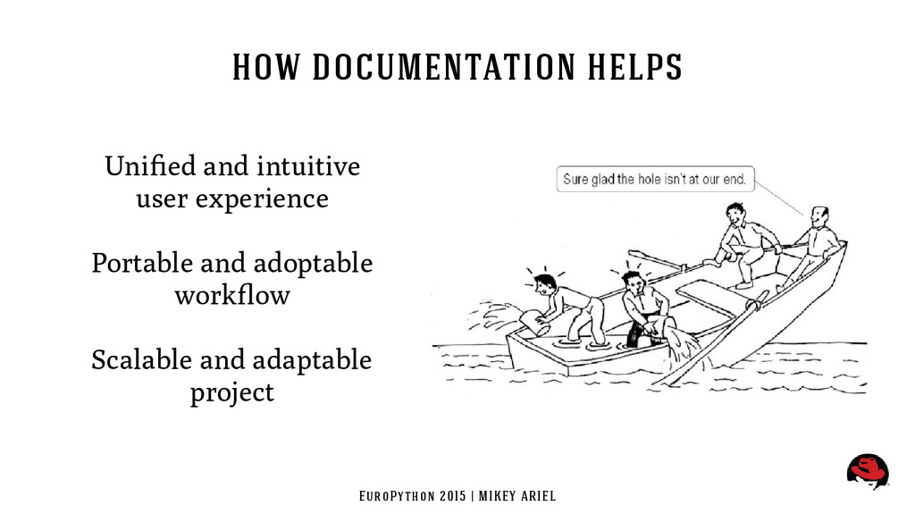 EuroPython 2015 | MIKEY ARIEL how documentation...