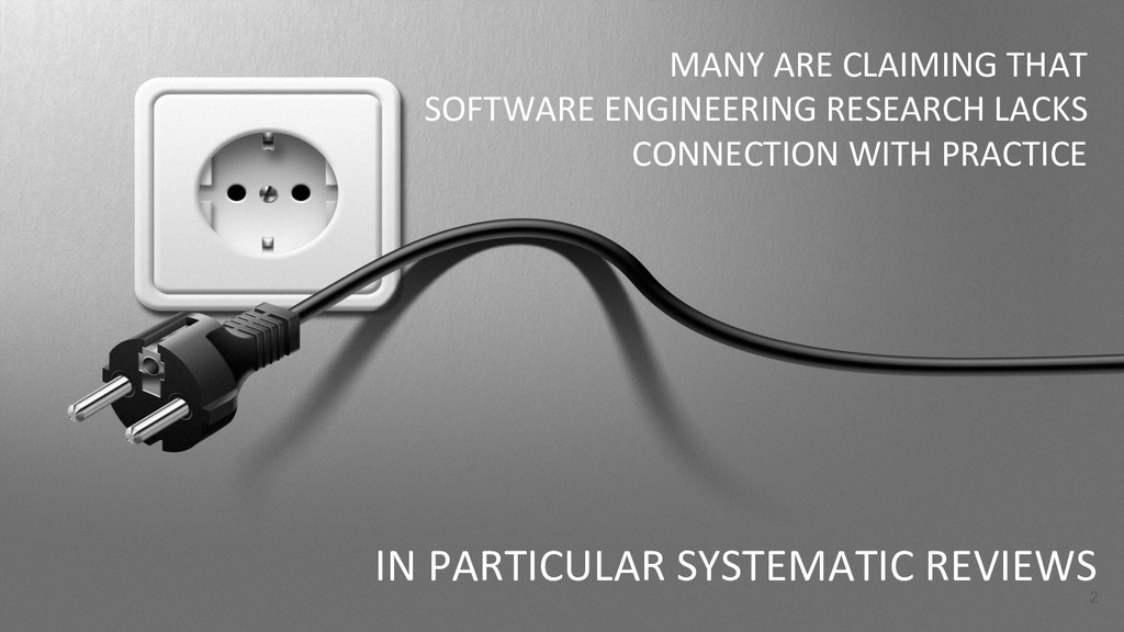 MANY ARE CLAIMING THAT SOFTWARE ENGINEERING RES...