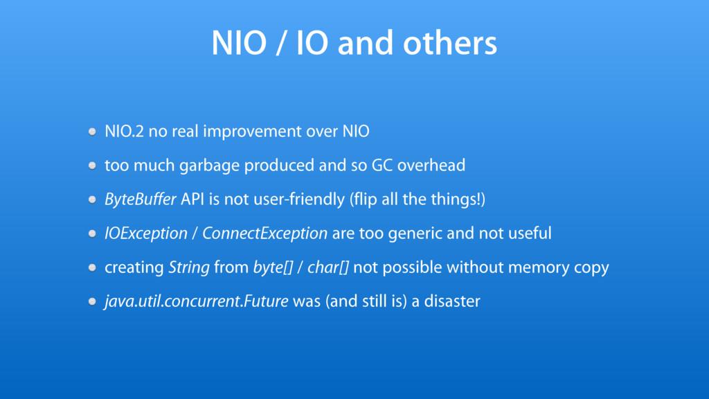 NIO / IO and others NIO.2 no real improvement o...