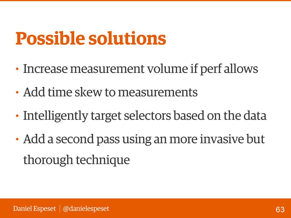 Daniel Espeset @danielespeset • Increase measur...