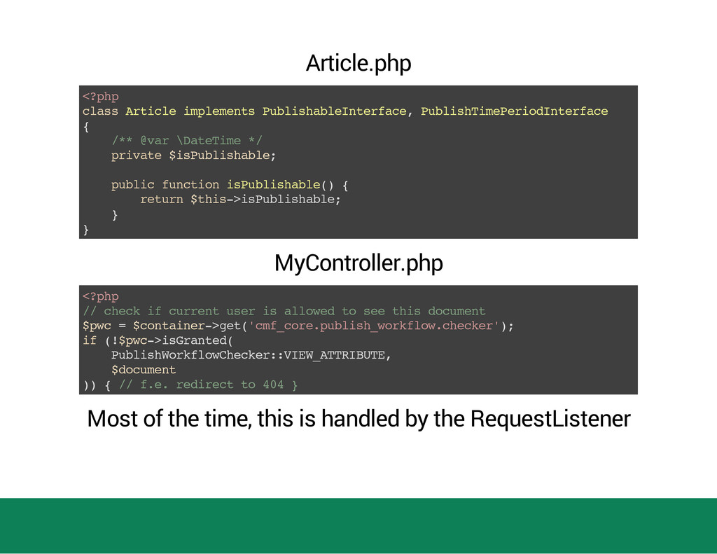 Article.php MyController.php < ? p h p c l a s ...