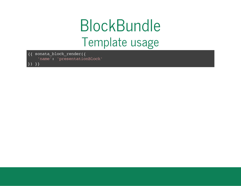 BlockBundle Template usage { { s o n a t a _ b ...