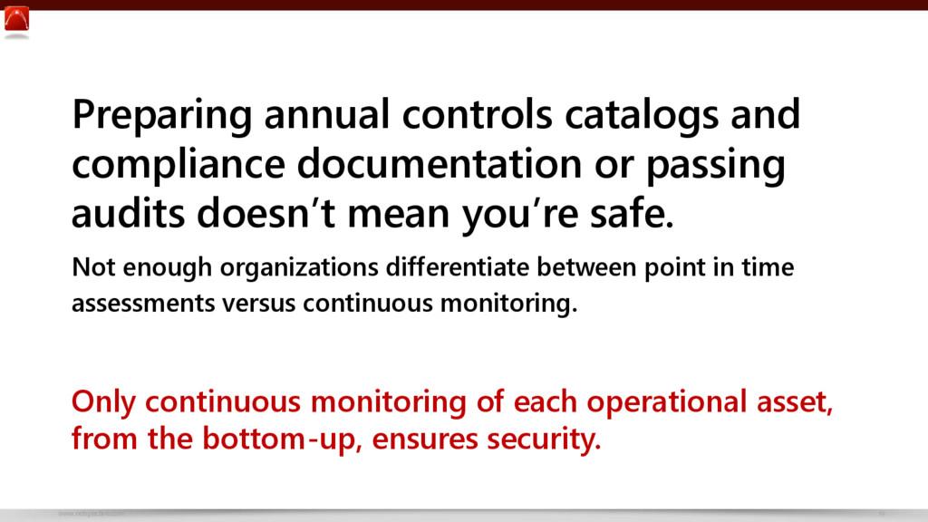www.netspective.com 19 Preparing annual control...