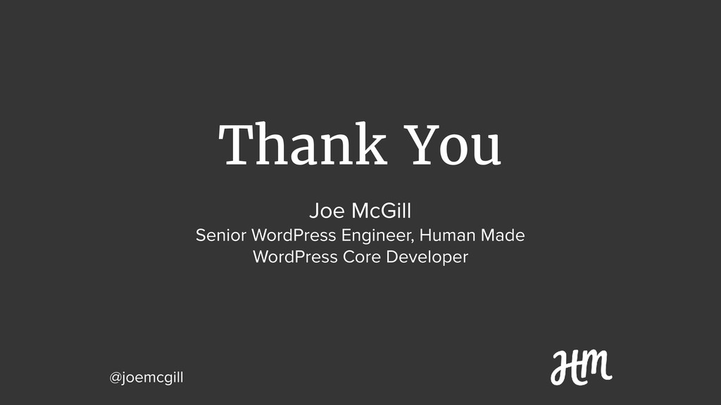 Joe McGill