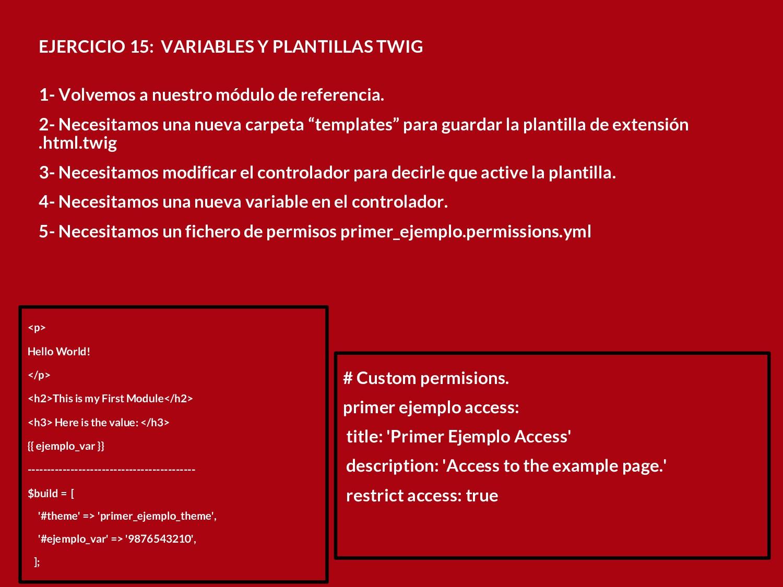 EJERCICIO 15: VARIABLES Y PLANTILLAS TWIG 1- Vo...