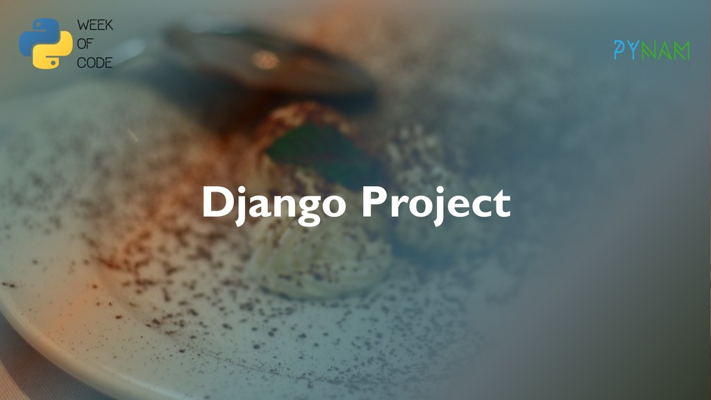 Django Project