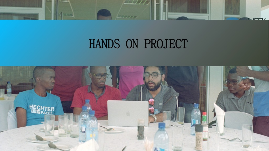 HANDS ON PROJECT