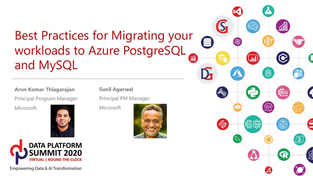 Best Practices for Migrating your workloads to ...