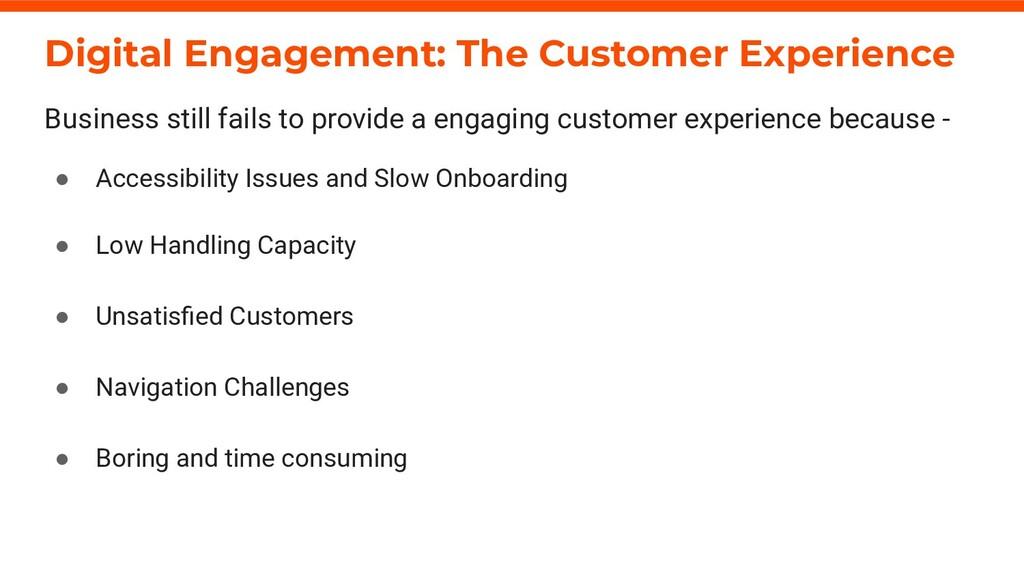6 axelerant.com Digital Engagement: The Custome...