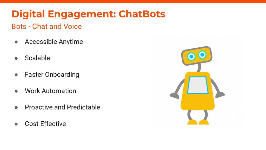 8 axelerant.com Digital Engagement: ChatBots Bo...