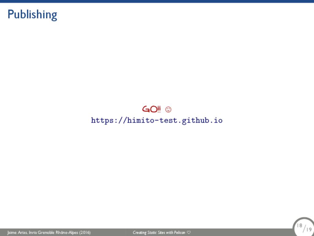 Publishing GO!! https://himito-test.github.io J...