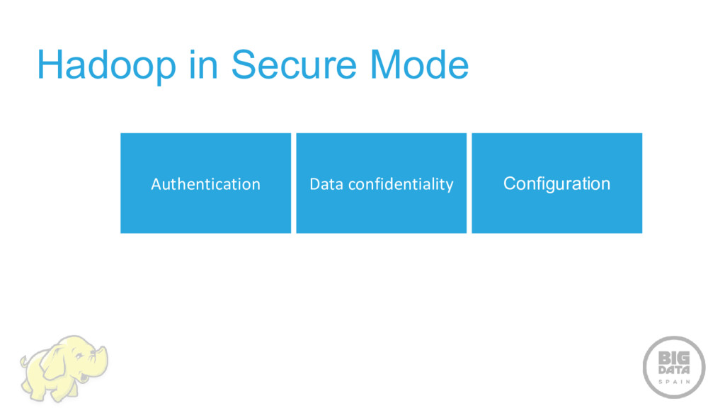 Hadoop in Secure Mode Authentication Data confi...
