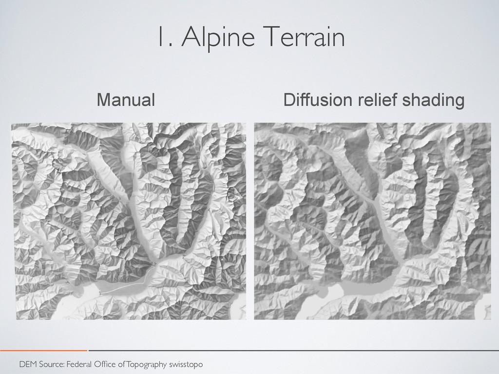 1. Alpine Terrain Manual Diffusion relief shadi...