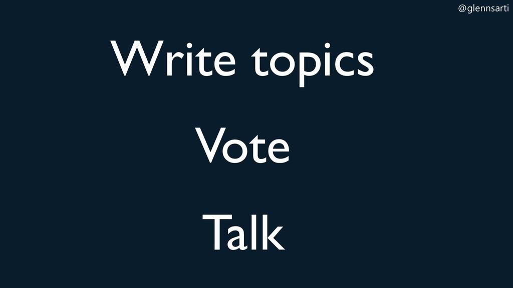 @glennsarti Write topics Vote Talk