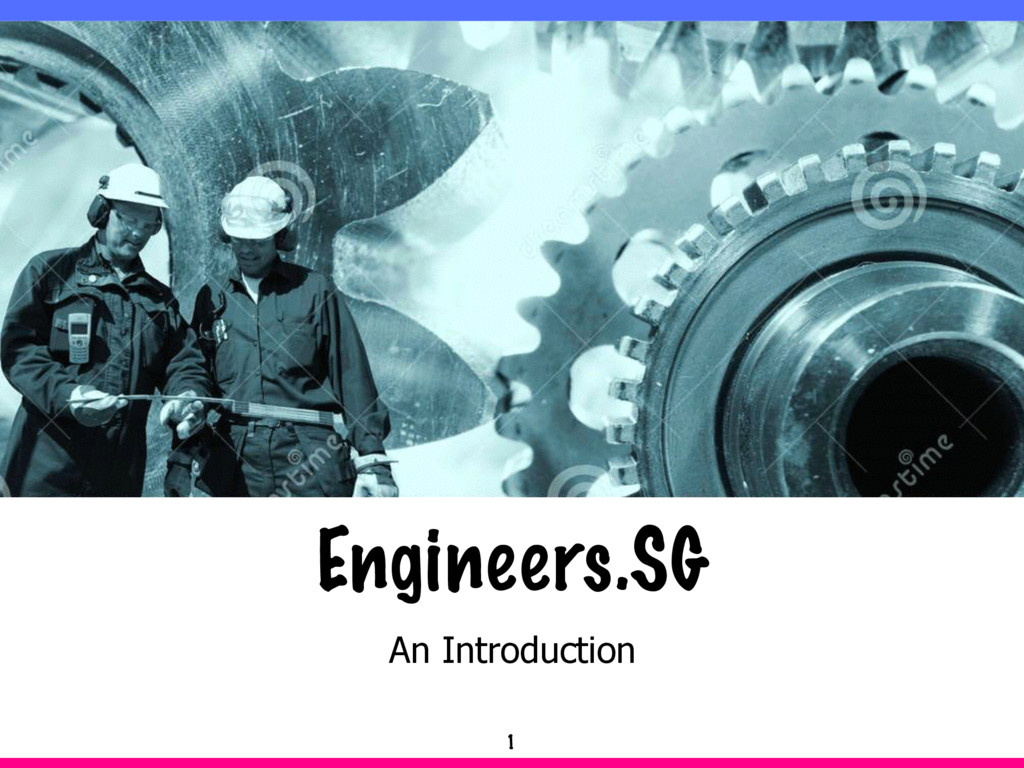 An Introduction Engineers.SG 1