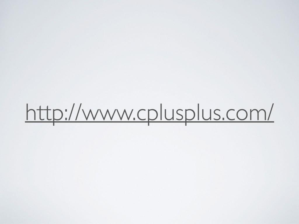 http://www.cplusplus.com/
