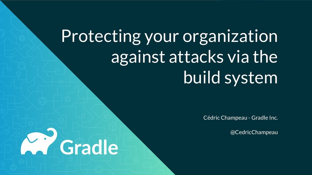Protecting your organization against attacks vi...