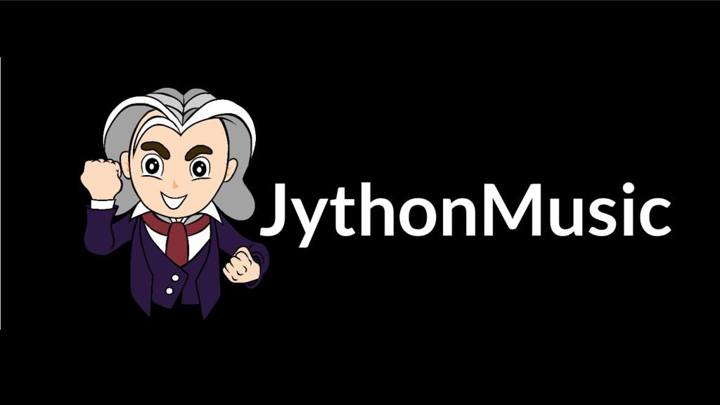 JythonMusic