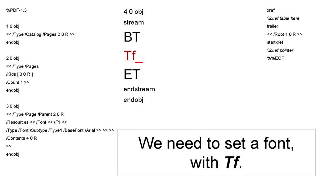 4 0 obj stream BT Tf_ ET endstream endobj %PDF-...