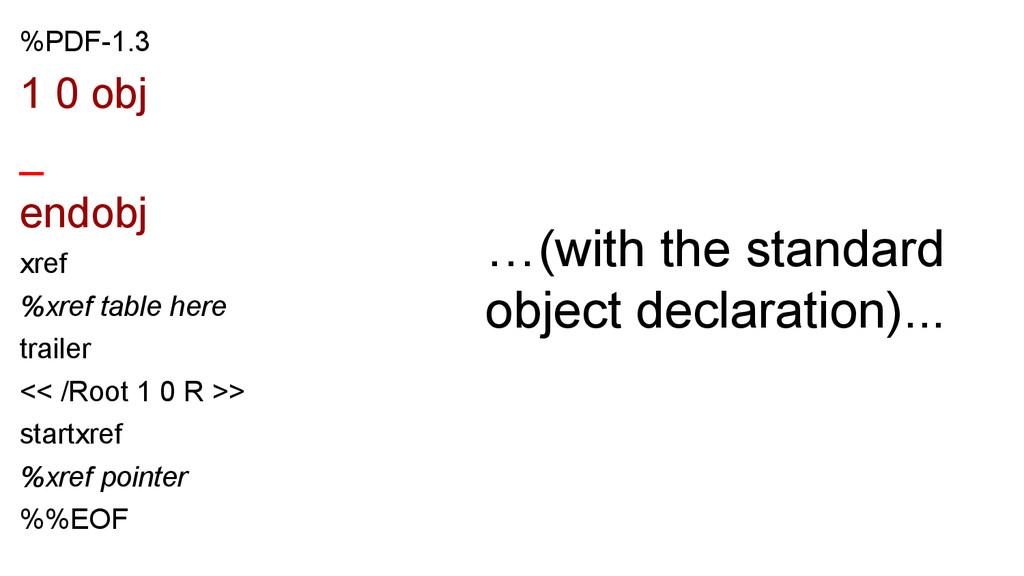 %PDF-1.3 1 0 obj _ endobj xref %xref table here...