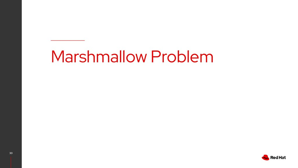 30 Marshmallow Problem