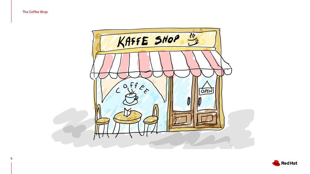The Coffee Shop 5