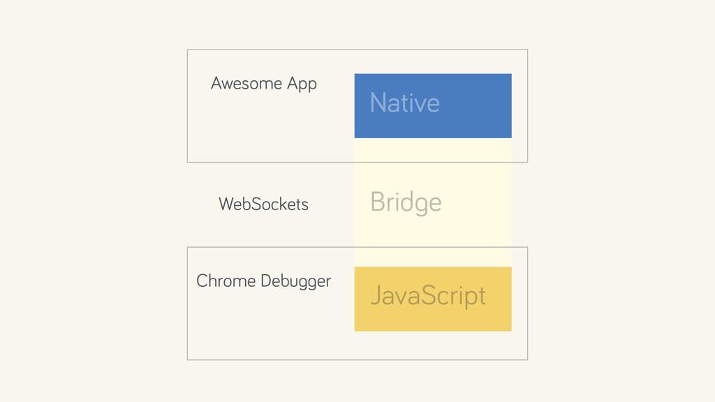 Native Bridge JavaScript Awesome App Chrome Deb...