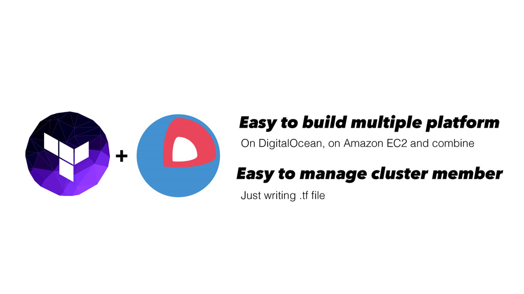+ Easy to build multiple platform On DigitalOce...