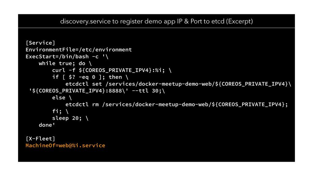 [Service] EnvironmentFile=/etc/environment Exec...