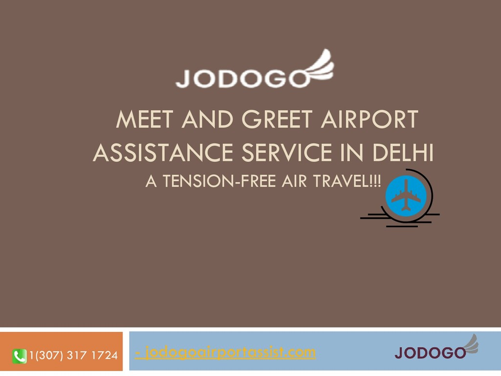 MEET AND GREET AIRPORT ASSISTANCE SERVICE IN DE...