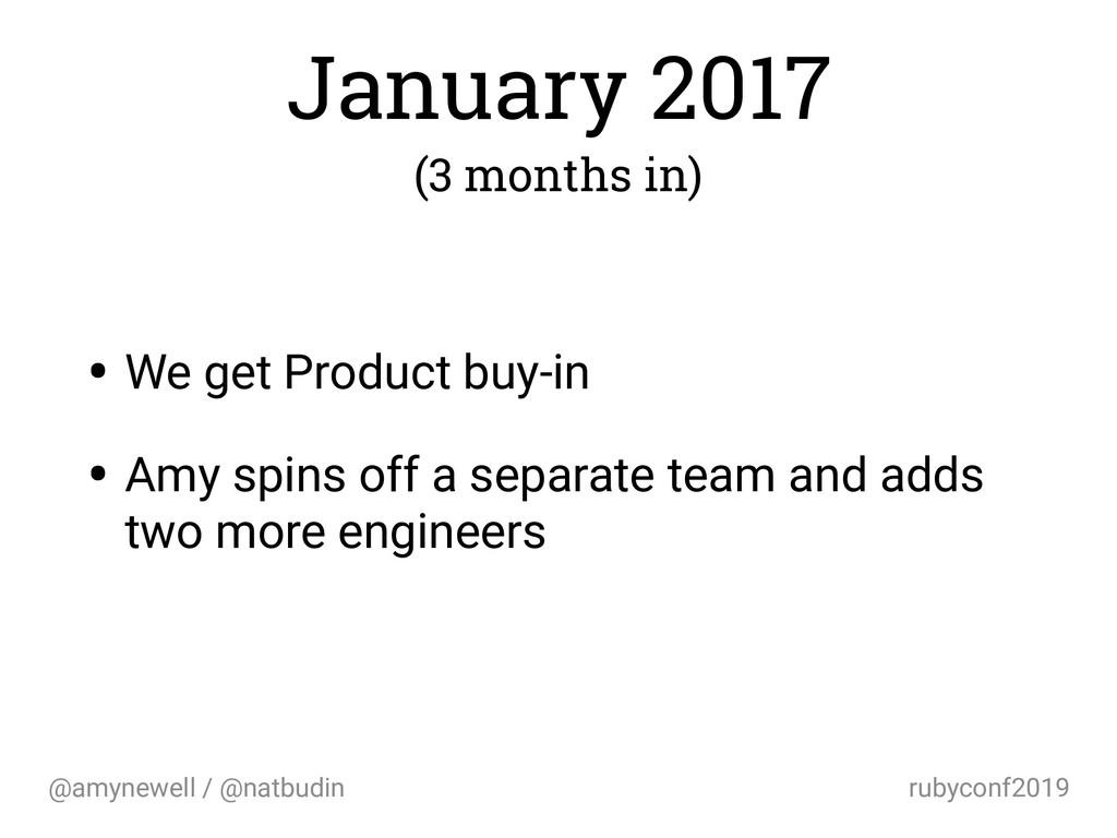 @amynewell / @natbudin rubyconf2019 January 201...