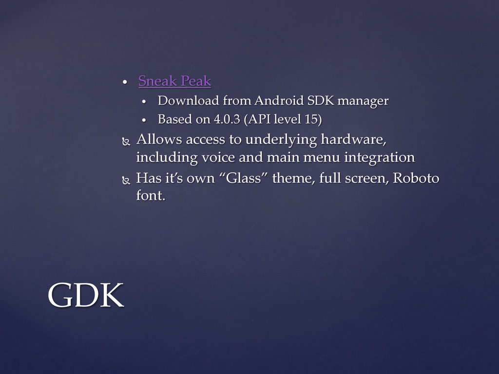 • Sneak Peak • Download from Android SD...