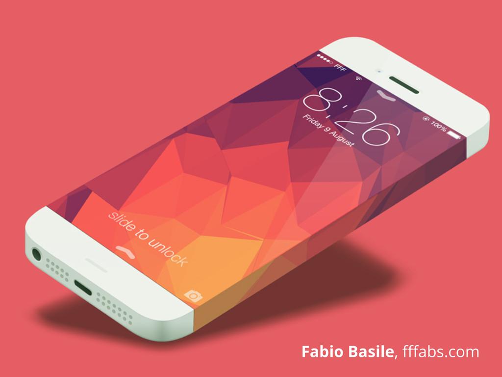 Fabio Basile, fffabs.com