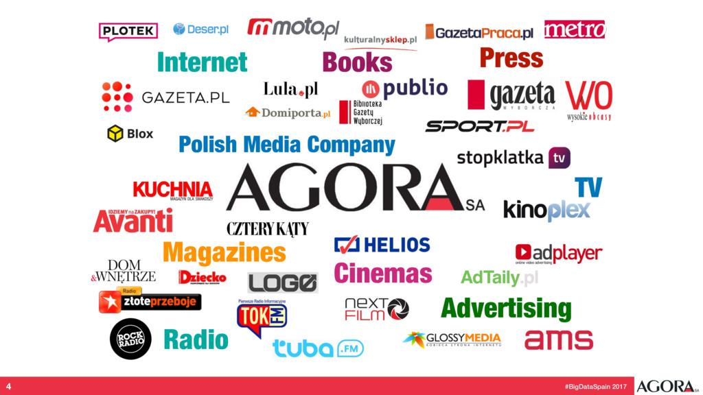 #BigDataSpain 2017 4 Internet Press Polish Medi...