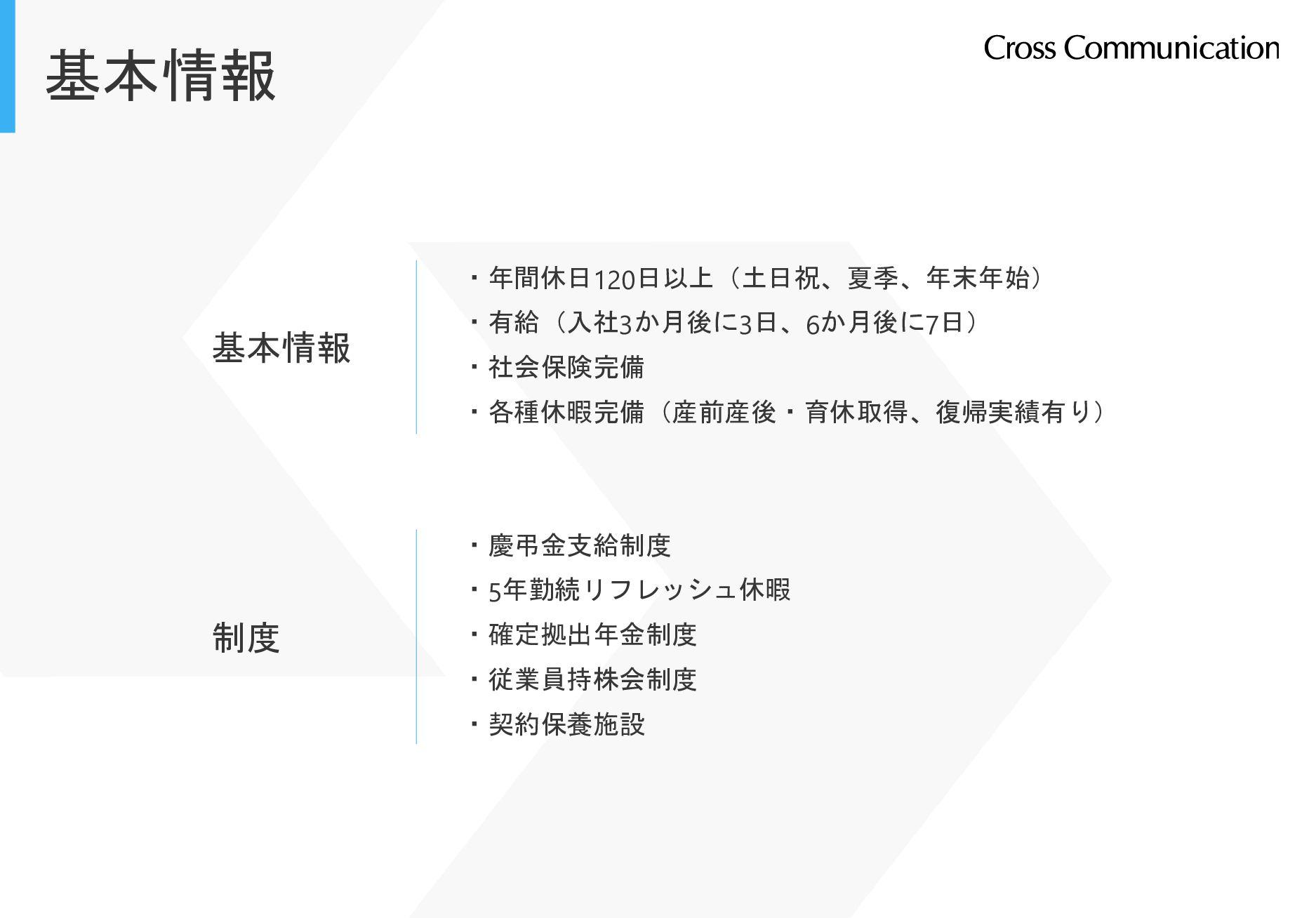 代表・役員紹介 総合CRM企業となるベルシステム24に入社後、コールセンターの 業務効率化のた...