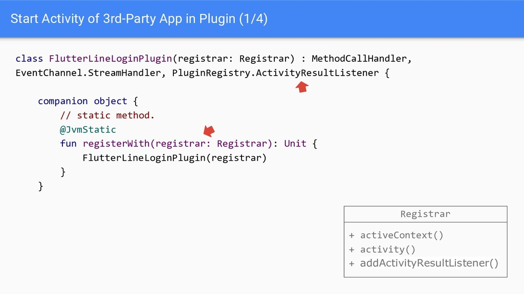 Start Activity of 3rd-Party App in Plugin (1/4)...