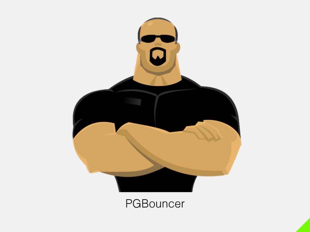 PGBouncer