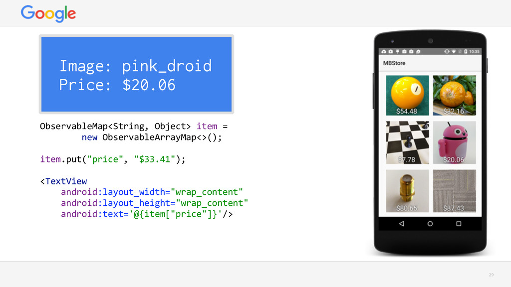 29 Image: pink_droid Price: $20.06 ObservableMa...