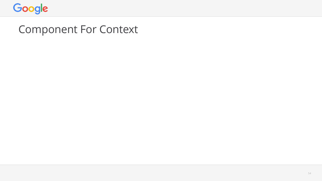 Component For Context  54