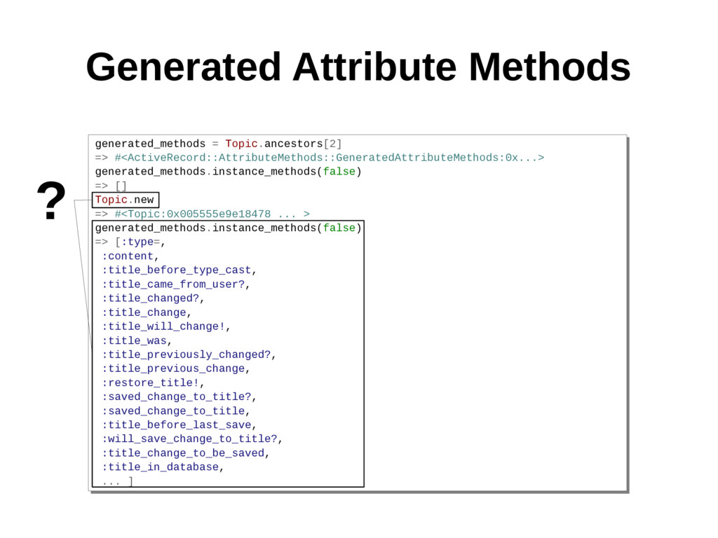 Generated Attribute Methods generated_methods =...