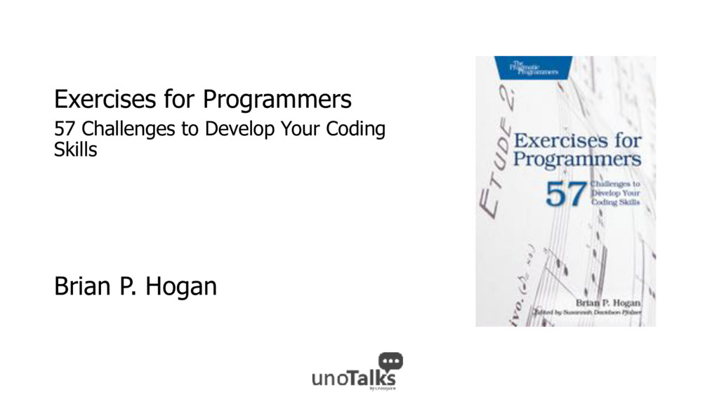 Exercises for Programmers 57 Challenges to Deve...