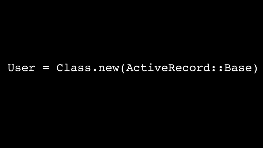 User = Class.new(ActiveRecord::Base)