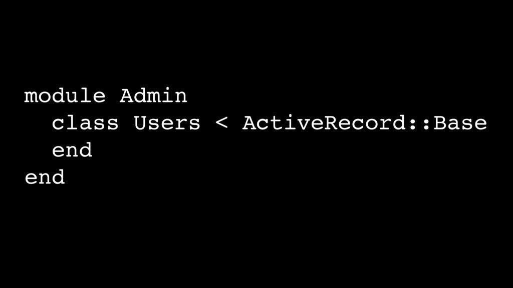 module Admin class Users < ActiveRecord::Base e...