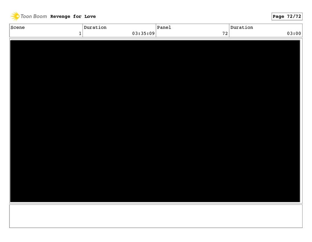 Scene 1 Duration 03:35:09 Panel 72 Duration 03:...