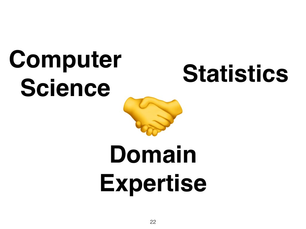 🤝 Computer Science Statistics Domain Expertise...